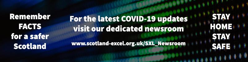 COVID-19 Newsroom Banner