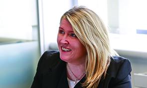 Julie Welsh - Scotland Excel's Chief Executive