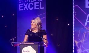 Julie Welsh awards 2018