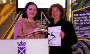 Scottish Public Service Award