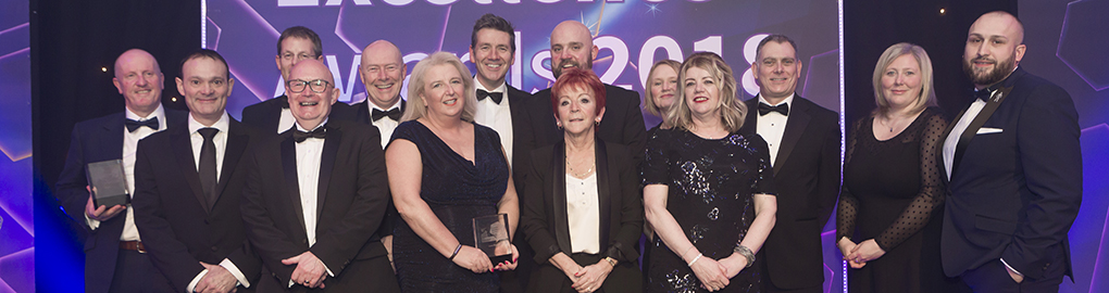 Supplier Excellence Award Winners 2018
