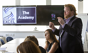 Academy workshop pic